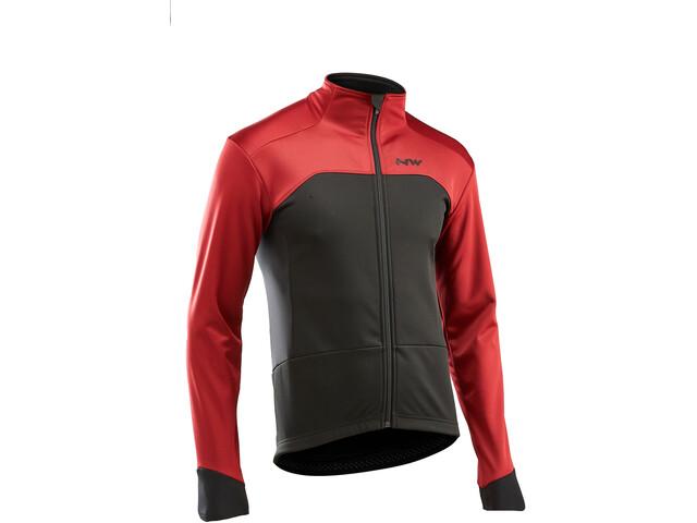 Northwave Reload Jacke Selective Protection Herren red/black